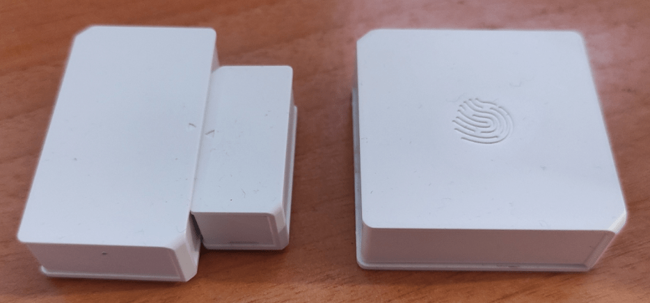 Zigbee sensors