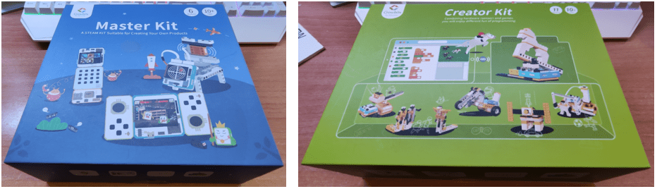 Master Kit, Creator Kit