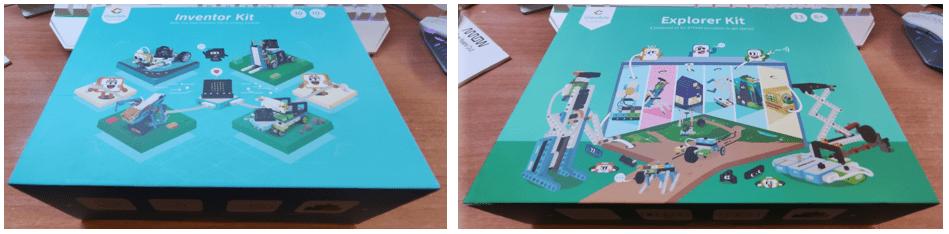 Inventor Kit, Explorer Kit