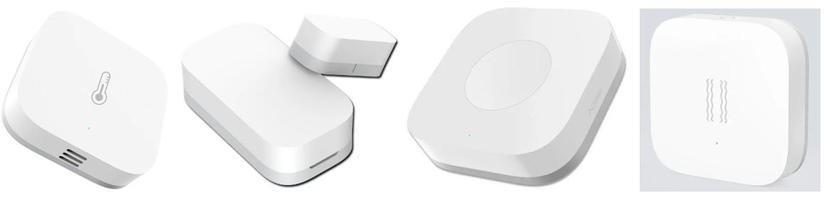 Aqara sensors from Banggood