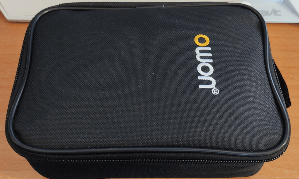 Owon case for the ?HDS272S