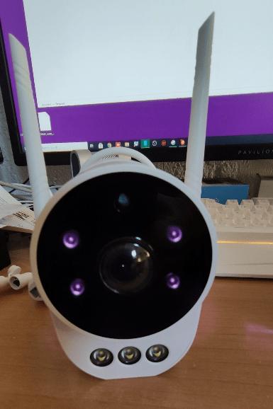 Xiaovv V380 outdoor camera