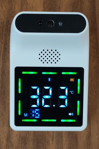 AI Thermometer via Banggood