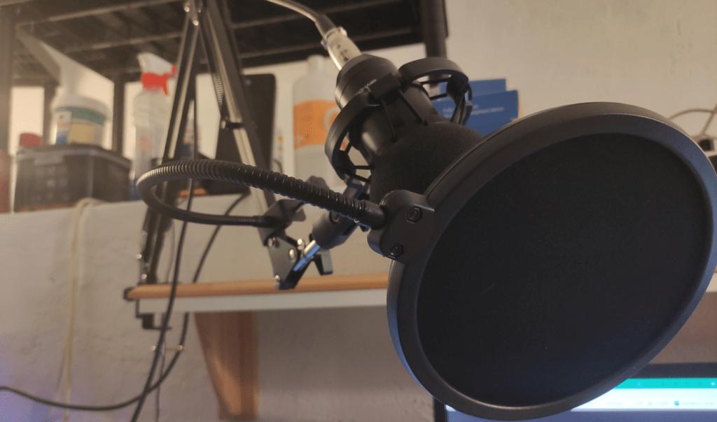 Microphone kit from Banggood