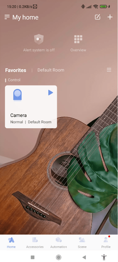 Aqara Home App on Android